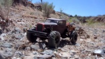 Scale RC Rock Crawling ''Gardener Rat Rod'' SCX10