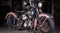 1936 Harley-Davidson Knucklehead - Original and Unrestored