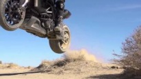 High Plains Driftin' - Sliding a Ducati Diavel