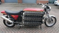 48 cylinder Monster Motorcycle