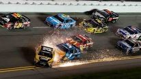 NASCAR Race Ends with Horrifying Wreck
