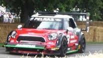 900HP Mini Cooper Pikes Peak FLATOUT - The World's Fastest Mini!