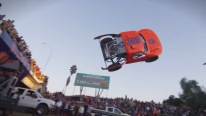 WOW! 360 Degree Barrel Roll at Baja 1000 race