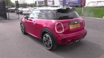 MINI HATCHBACK 2.0 John Cooper Works 3dr Auto - Chili/Media Pk XL