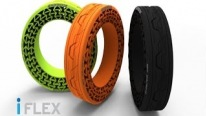 Hankook iFlex - Look at Tires with no Air