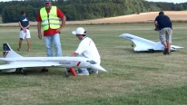 Spectacular Flight of 2 X Giant RC CONCORDE