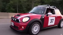 fineTUNED: Rally Inspired MINI Cooper S