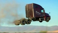 Can trucks fly? Breathtaking trucks fly compilation