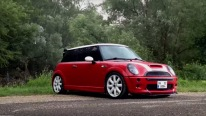 This MINI Looks GREAT! Mini Cooper S R53