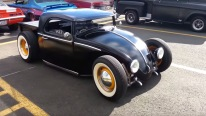 Is This One of The Coolest custom VW Beetle/truck?