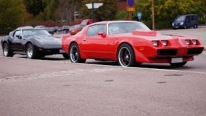 Pure V8 Sounds COMBO! Pontiac Trans Am 6.6 & C3 Corvette 427