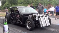 Epic Twin Turbo LS Powered Buggy with Nitrous!