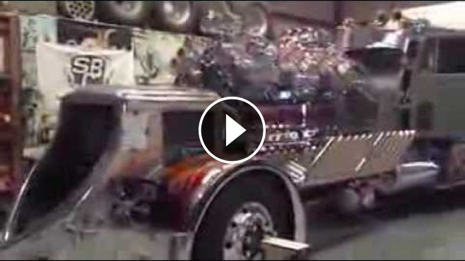 "12 Superchargers & 24 Cylinder Detroit Diesel ""Big Mike ..."