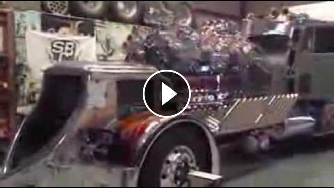 biggest engine truck - photo #26