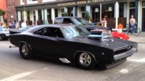 "68 Black charger ""Evil"" - Amazing Noise"