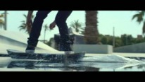 The future is here! The Lexus Hoverboard