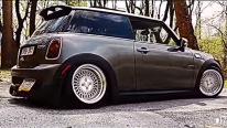 Stanced Tuned COOL Mini Cooper Type S