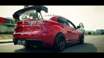 EVO X & EVO VIII - The Modball Rally Trailer