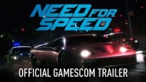 Need for Speed Official Gamescom Trailer