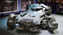 "The Batmobile from ""Batman v. Superman: Dawn of Justice 2016"""