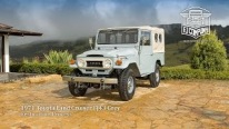 A Rare Toyota FJ43 Is Being Auctioned Off