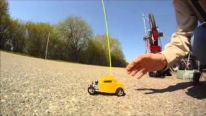 World's Smallest NITRO Powered Micro RC Car!