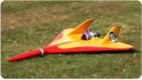 "RC Plane With Jet-Engine ""To Infinity And Beyond"""