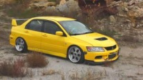 Nasty Yellow Beaver's Evo