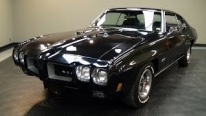 Black BEAUTY! 1970 Pontiac GTO 455 V8