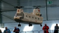 "GIANT RC ""Boeing CH-47 Chinook"" Helicopter"