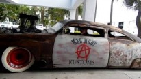 Eye-Catching Chopped 49 Ford Tudor Rat Rod