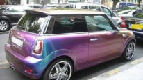 Rare Cameleon Color MINI COOPER S