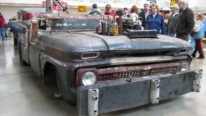 "AWESOME Rat Rod Tow Truck ""Wrecked Wrecker"""