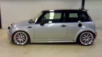Best looking MINI? Mini Cooper S JCW