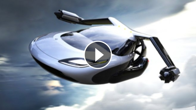 Flying Car Quot The Tf X Quot The Future Transportation