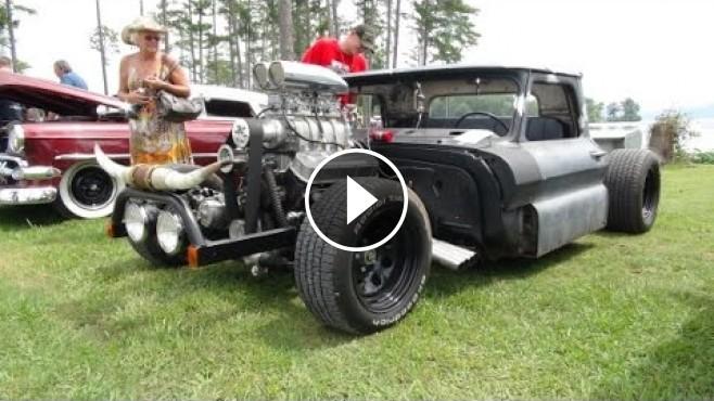 55 Chevy Frame