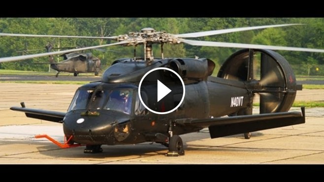 Fast And Furious U S Army Helicopter Piasecki X 49a