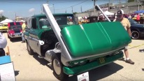 COOL Custom 1964 GMC Truck V-12 2015 Car Craft Summer Nationals