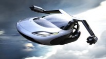 "Flying Car: ""The TF-X"" The Future Transportation"