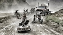 Mad Max GoKart Paintball War will blow your mind!