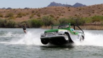 "Most Fun Amphibious Vehicle on the Planet ""WaterCar Panther"""