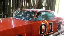 Special Surprise for The Kids from Their Parents, They Find a GENERAL LEE in a Barn