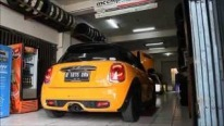 ANGRY Sound! 280HP Mini Cooper S F56