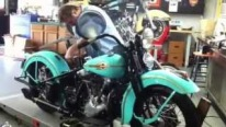 1938 Harley Knucklehead roars to life after 50 years