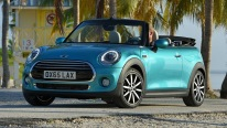 New 2016 Mini Cooper Convertible Drops Its Top