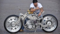 AWESOME Radical Motorcycles by Rafik Kaissi
