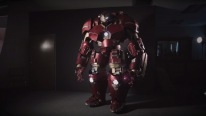 Amazing Hulkbuster Costume Shoots Real Lasers From Its Eyes