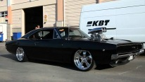 Brutal Sound & Good Looking 68 Dodge Charger