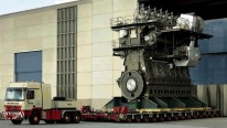 Meet The Most Powerful Diesel Engine in The World
