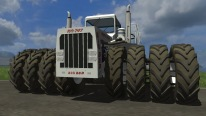 World's Largest Farm Tractor - Big Bud